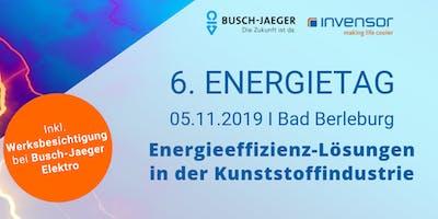 InvenSor's 6. Energietag bei Busch-Jaeger am 05.11.2019