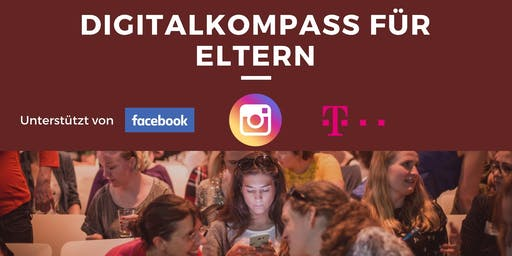 Digitalkompass für Eltern in München - Neue Medien und Erziehung