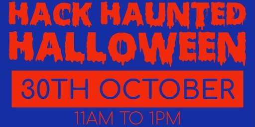 Hack's Haunted Halloween