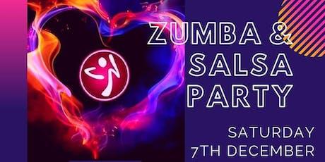 Zumba & Salsa Party in Brighton tickets