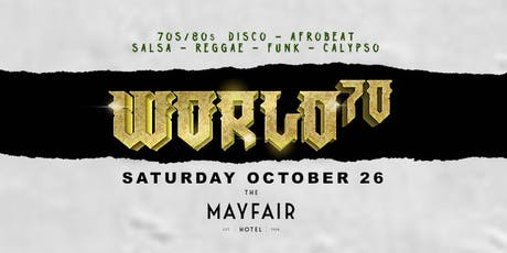 World70 classics dance party tickets