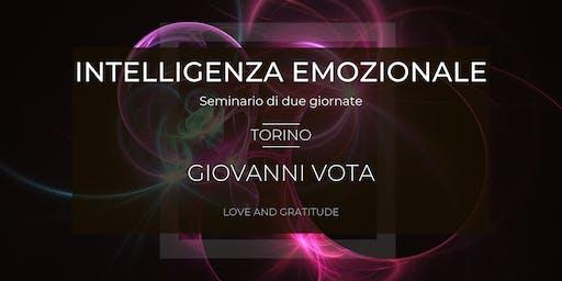 Intelligenza Emozionale | Seminario con Giovanni Vota e Barbara Goia