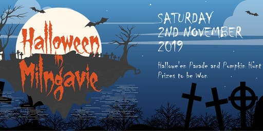 Milngavie Halloween Parade