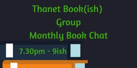Thanet Book(ish) Group tickets