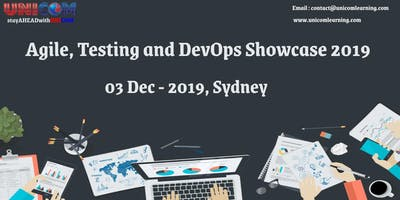 Agile, Testing and DevOps Showcase 2019