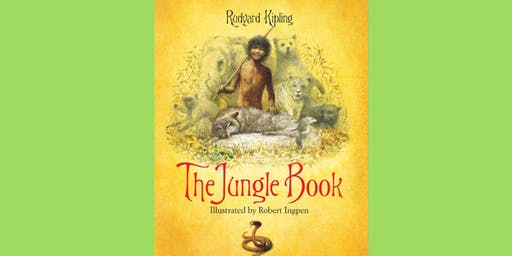 Readings from The Jungle Book with Classic Afternoon Tea