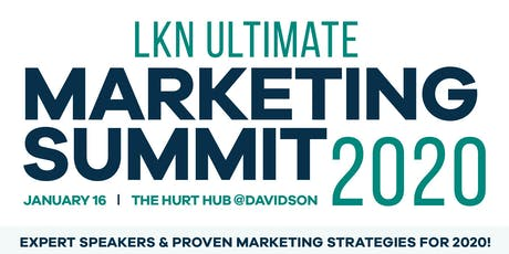 LKN Ultimate Marketing Summit 2020 tickets