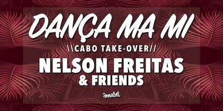 Dança Ma Mi - Nelson Freitas tickets