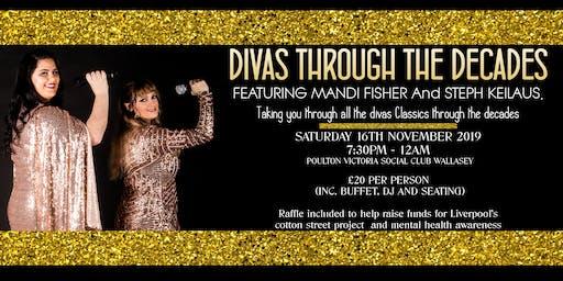Divas Through The Decades With Mandi Fisher & Steph Keilaus