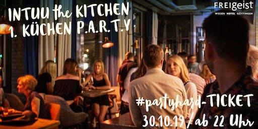 INTUU the kitchen – Partyhard ab 22 Uhr