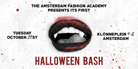 HALLOWEEN FASHION PARTY tickets