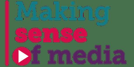 Making Sense of Media Network Social Event tickets