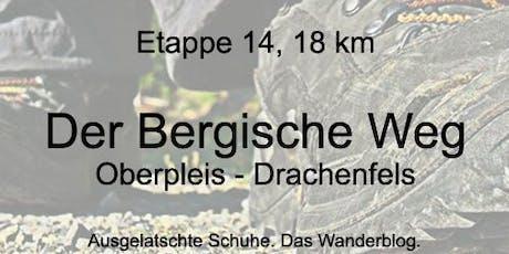 Bergischer Weg: Oberpleis - Drachenfels (mit Weihnachtsmarkt) Tickets
