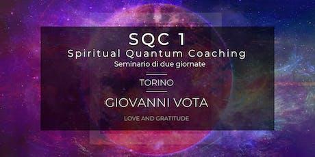 Spiritual Quantum Coaching 1 biglietti