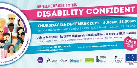Dispelling Disability Myths in the Workplace tickets