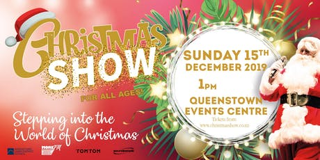 Christmas Show 2019 - 1PM SHOW tickets