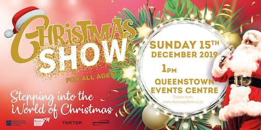 Christmas Show 2019 - 1PM SHOW