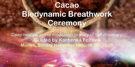 Cacao Biodynamic Brethwork Ceremony