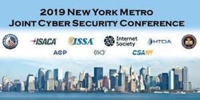 2019 NY Metro Joint Cyber Security Conference & Workshop (10 Oct 2019)
