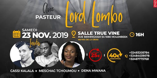 CONCERT MAJESTE LORD LOMBO