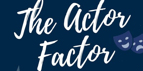 The Actor Factor - week-long acting, singing & dance workshop for children 6+ tickets