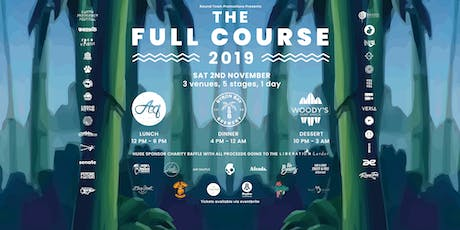 The Full Course 2019 tickets