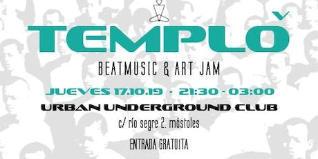 Templo V · Beatmusic & Art Jam entradas
