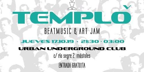 Templo V · Beatmusic & Art Jam