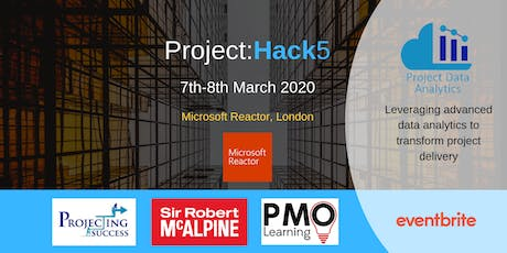 Project:Hack5 tickets