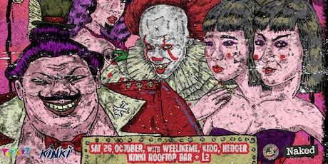 Kinki Restaurant + Bar's Carnival of Screams tickets