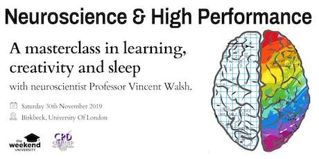Neuroscience & High Performance tickets