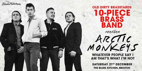 Arctic Monkeys: Performed Live By A 10-Piece Brass Band tickets