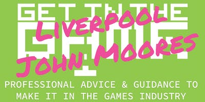 Get in the Game Careers Talks; Liverpool John Moores University