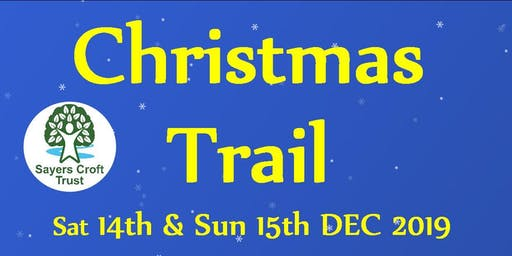 Sayers Croft - Christmas Trail