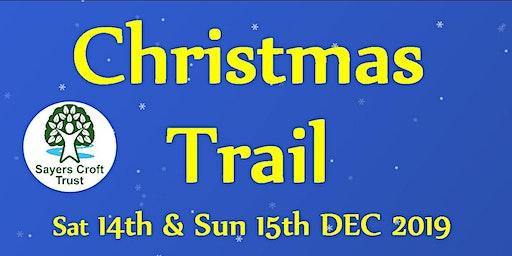 Sayers Croft - Christmas Trail