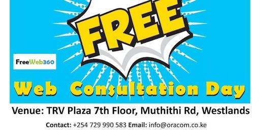 FreeWeb360 Consultation Day