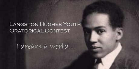 The Langston Hughes Youth Oratorical Contest tickets