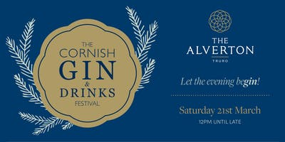 The Cornish Gin & Drinks Festival at The Alverton