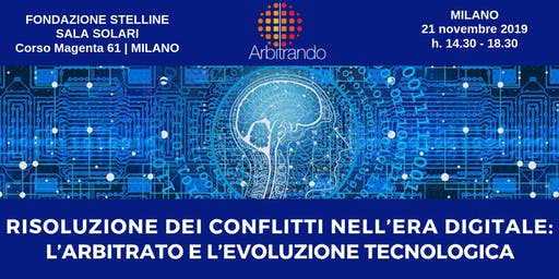 Arbitrato | Risoluzione dei conflitti nell'era digitale.