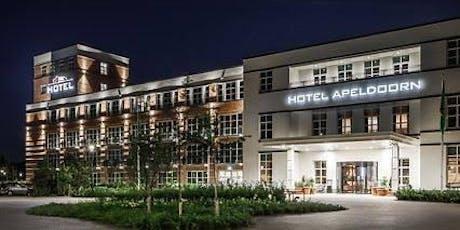 Ondernemersbeurs De Netwerkvloer bij Van der Valk Hotel Apeldoorn  tickets