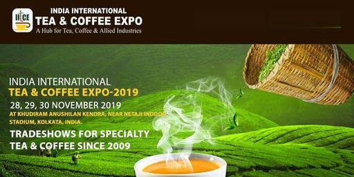 India International Tea & Coffee Expo 2019