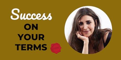 SUCCESS MINDSET: Program Your Mind for Success tickets