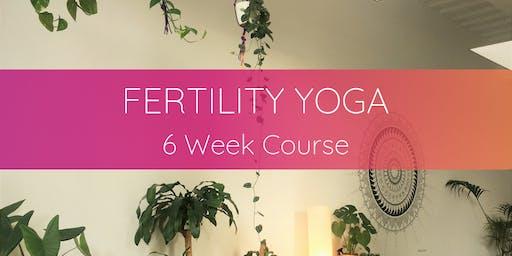 Fertility Yoga - A 6 Week Course