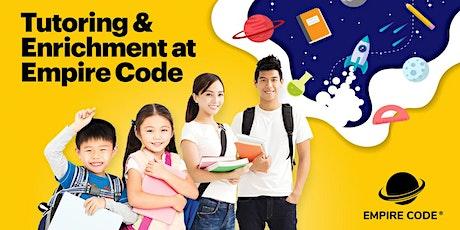 Tutoring & Enrichment at Empire Code Serangoon tickets