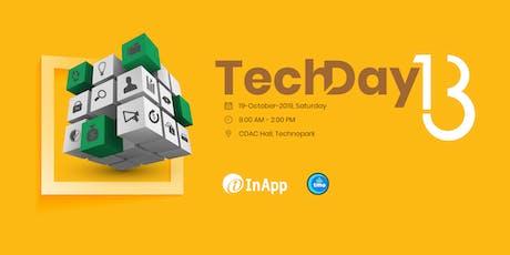 TechDay V.13 tickets
