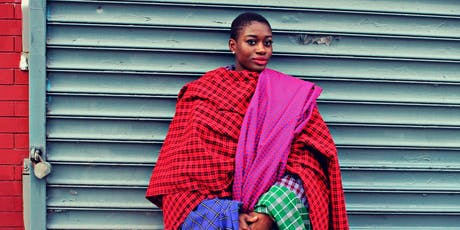 africaboutik - November Pop-up tickets