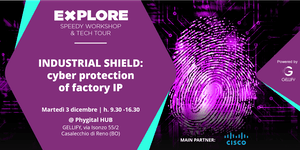Speedy Workshop - Industrial Shield: cyber protection...