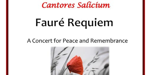 A Concert for Peace and Remembrance