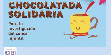 Chocolatada solidaria entradas