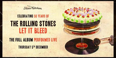 50 Years of The Rolling Stones: Let It Bleed tickets